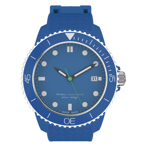 Saola Watch Blue